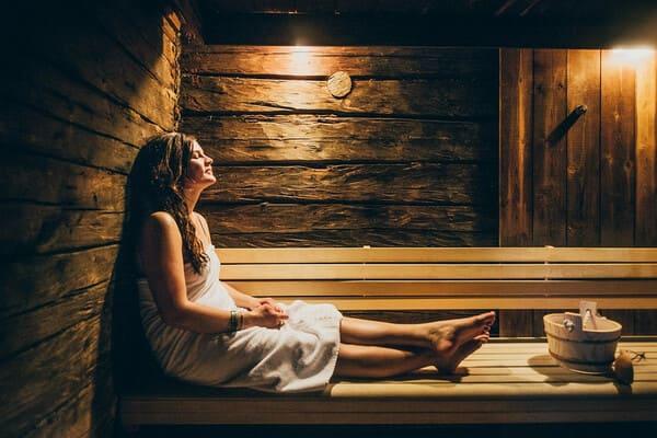 Les bienfaits d'un sauna
